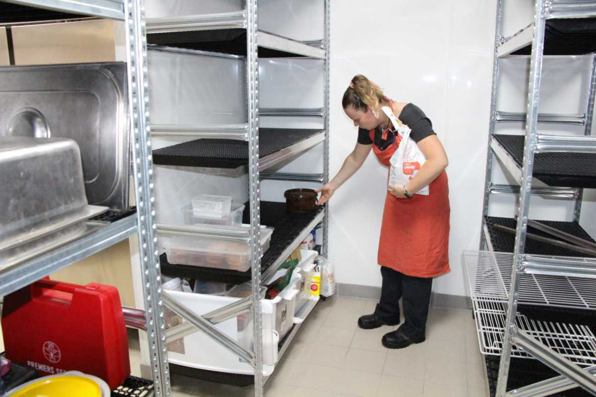 Équipements professionnels cuisine partagée 2