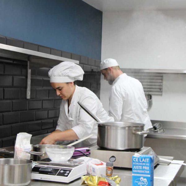 cuisine pro partagée bordeaux 60