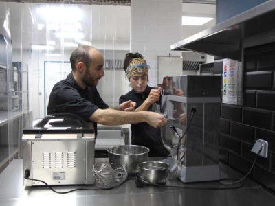 equipement cuisine en coworking Bordeaux